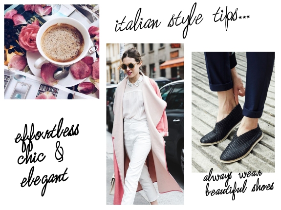 Italian Style Tips
