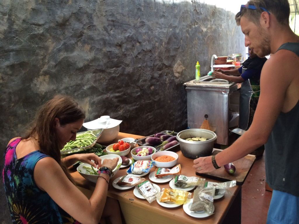 Eco Wave Cooking Course